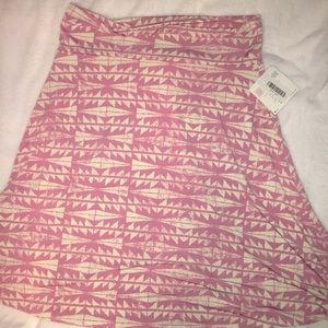 NWT Lularoe Azure Skirt - 2XL